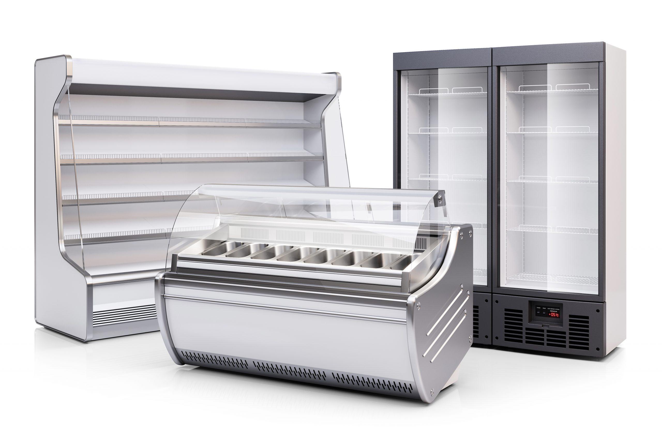 modèles de vitrine réfrigérée
